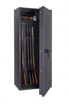 Waffenschrank Gun Safe 1-10 (1548x648x418mm) Klasse 1 , 10 Waffenhalter
