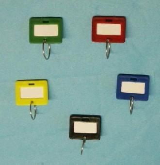 Schlüsselanhänger für Schlüsselschrank (1VE=10Stück)
