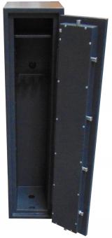 Waffenschrank nach EN 1143-1 Klasse 1 mit 3 Waffenhaltern