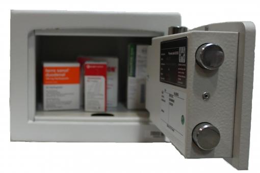 BTM Tresor BTM-20 (200x260x180mm) EN 1143-1 Klasse I , frei Haus