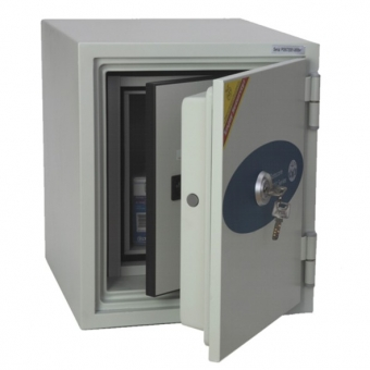 Datentresor Phoenix Datacare 2001E (412x350x432mm) NT-Fire 017-120DIS , 90 Minuten Feuerschutz , Elektronikschloss