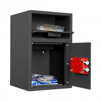 Einwurftresor Deposittresor Format Dinero 1 (450x290x290mm)