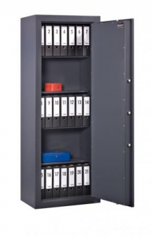 Dokumentenschrank Geschäftstresor Format GTB 50 (1900x700x470mm) Sicherheitsstufe B
