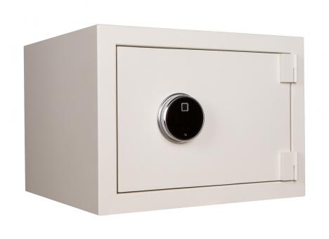 Feuerschutztresor Format Fire Safe Light mit Fingerprint Zahlenschloss - frei Haus