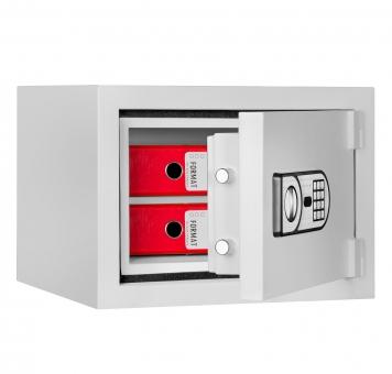 Feuerschutztresor Format Fire Safe Light mit Zahlenschloss - frei Haus
