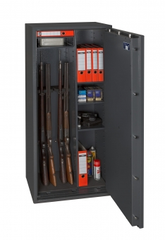 waffenschrank gun safe 1 6 kombi. Black Bedroom Furniture Sets. Home Design Ideas