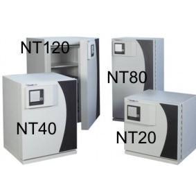 Datentresor Gunnebo DataGuard NT 25K (530x546x566mm) NT-Fire 017-120DIS , Schlüsselschloss