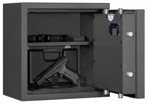 Kurzwaffentresor KWT 1000 EN 1143-1 Klasse N/0 für Kurzwaffen und Munition