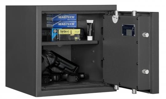 Kurzwaffenschrank Kurzwaffentresor nach EN 1143-1 Klasse 0 Format KWT 2000