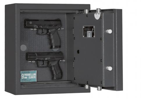 Kurzwaffentresor KWT 900 nach EN 1143-1 Grad 0 für Kurzwaffen und Munition