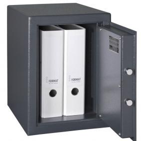 Möbeltresor Format M 210 (420x300x380mm) Sicherheitsstufe B , frei Haus