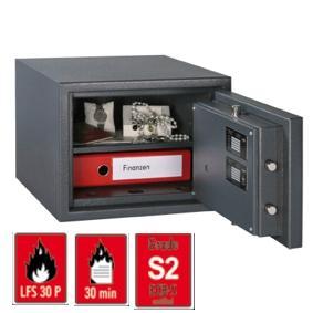 Aktenschrank Format Paper Star Light 2 Elo (325x430x450mm) Sicherheitsklasse S2 , Feuerschutz LFS30P , Elektronikschloss