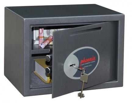 Einwurftresor Phoenix Vela SS0802KD (250x350x250mm) Schlüsselschloss , inkl. Fracht