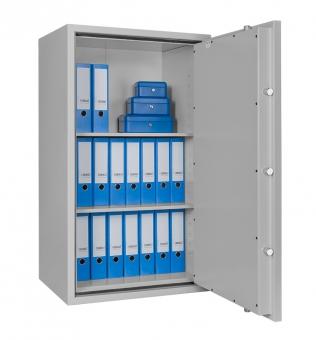 Feuerschutz Stahlbüroschrank Format SB Pro 40 für 21 Ordner DIN 4102