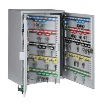 Schlüsselschrank SD250 (550x380x205mm) , 250 Haken . versandkostenfrei
