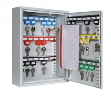 Schlüsselschrank SD42 (350x270x80mm) , 42 Haken , Preis inkl. Fracht
