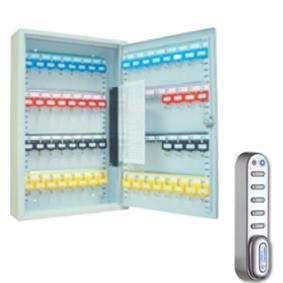 Schlüsselschrank SD32E (450x300x80mm) , 32 Haken , Zahlenschloss , versandkostenfrei