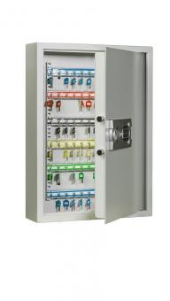 Schlüsselschrank Format SLE 120 mit Elektronikschloss für 120 Schlüssel - frei Haus