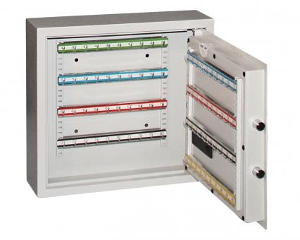 Schlüsselschrank Format SLE 80 mit Elektronikschloss für 80 Schlüssel - frei Haus