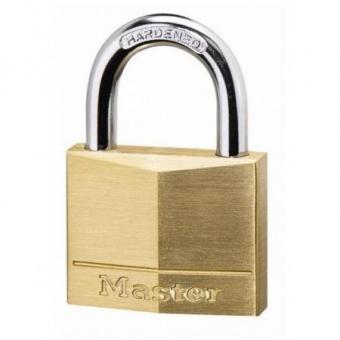 Master Lock Vorhangschloss Vorhängeschloss 140EURD , 40mm , Messing , versandkostenfrei