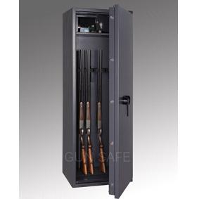 Waffenschrank Gun Safe 1-8 (1498x508x418mm) Klasse 1 , 8 Waffenhalter