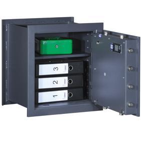 Wandtresor Format Wega 40-380 (530x490x383mm) VdS Klasse I