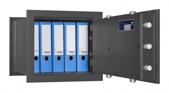 Wandtresor Format Wega 30-380 (430x490x383mm) VdS Klasse I