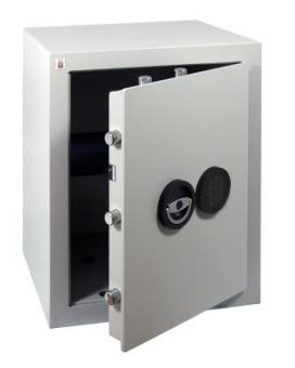 Wertschutzschrank Sistec EM3 (570x450x400mm) EN 1143-1 Klasse I , Elektronikschloss
