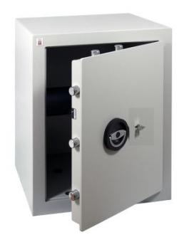 Wertschutzschrank EM3S (570x450x400mm) EN 1143-1 Klasse I , Schlüsselschloss