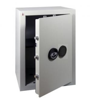 Wertschutzschrank Sistec EM4 (690x450x400mm) EN 1143-1 Klasse I , Elektronikschloss
