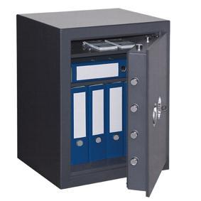 Wertschutzschrank SecuritySafe 1-62 (636x496x410mm) Klasse 1