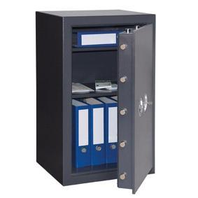 Wertschutzschrank SecuritySafe 1-85 (836x496x410mm) Klasse 1