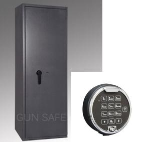 waffenschrank gun safe 1 8e 1498x508x418mm klasse 1 8 waffenhalter elektronikschloss. Black Bedroom Furniture Sets. Home Design Ideas