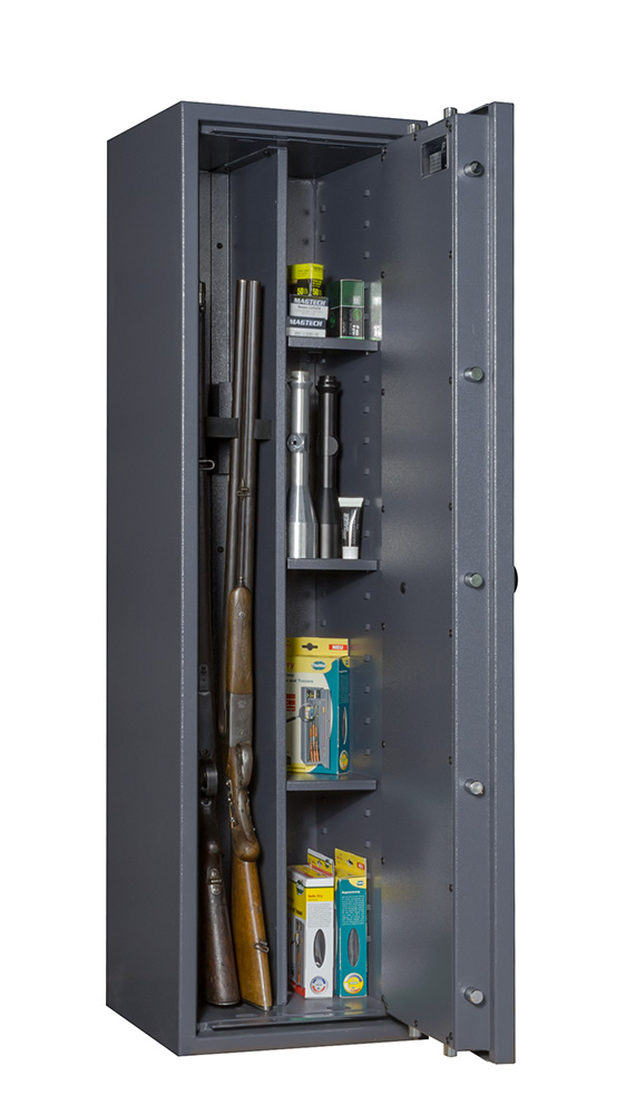 waffenschrank gun safe 1 1 3c 1400x400x420mm klasse 1. Black Bedroom Furniture Sets. Home Design Ideas