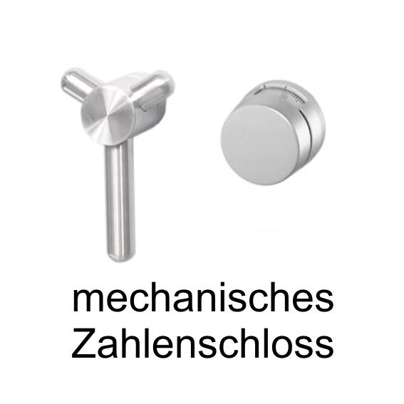 Mechanisches Zahlenschloss + 140 EUR 1.404,00 €