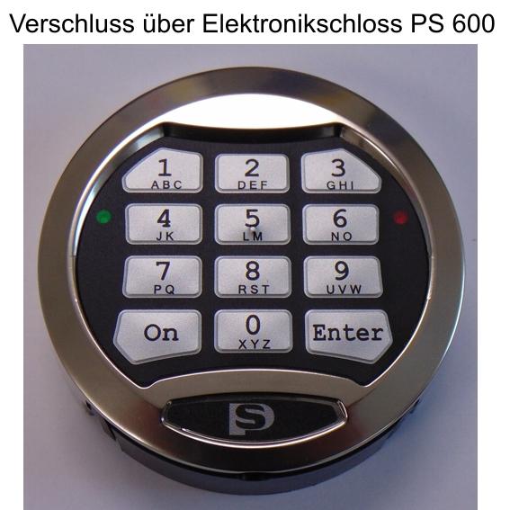 Elektronikschloss PS600 + 100 EUR 674,00 €