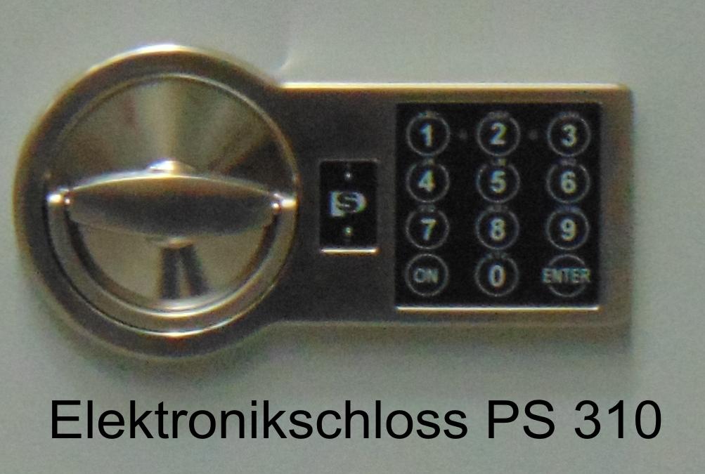Elektronikschloss PS310 + 130 EUR 499,00 €
