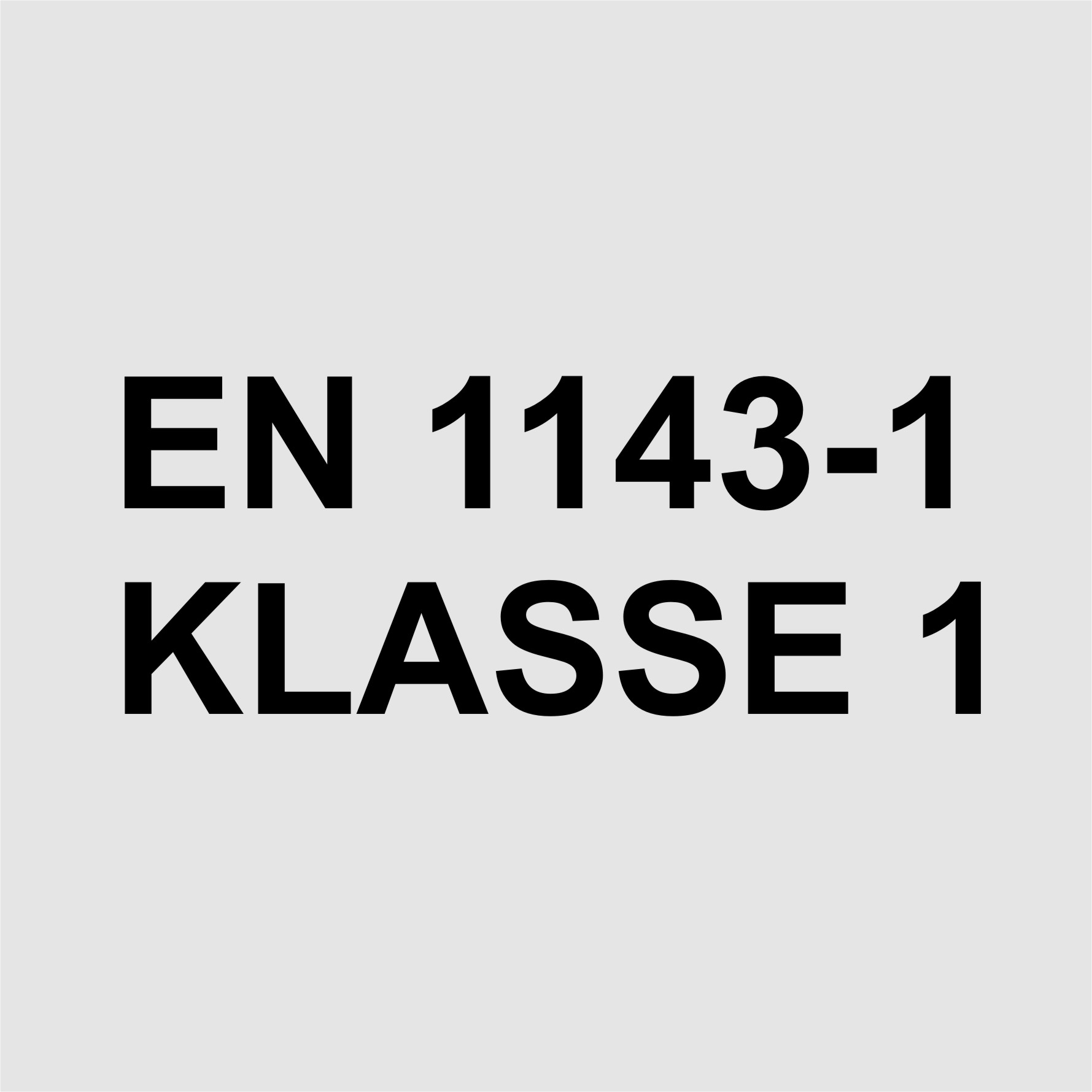 Klasse 1 nach EN 1143-1 + 39,00 Euro 1.383,00 €