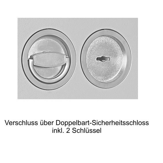 Doppelbart-Schloss versenkt 359,00 €