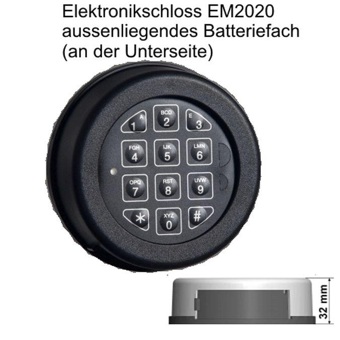 Elektronikschloss + 50 EUR 689,00 €