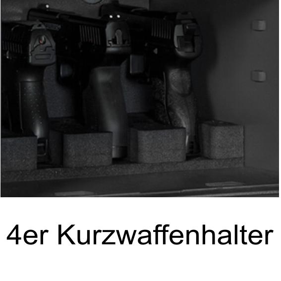 mit Kurzwaffenhalter für 4 KW + 25 EUR ab  434,00 €