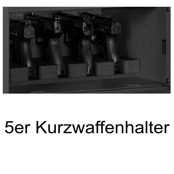 mit Kurzwaffenhalter für 5 KW ab  713,00 €